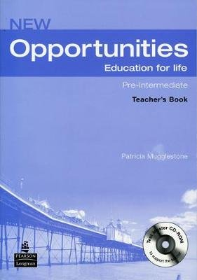 Opportunities Global Pre-Intermediate Teacher's Book Pack NE (Paperback): Patricia Mugglestone