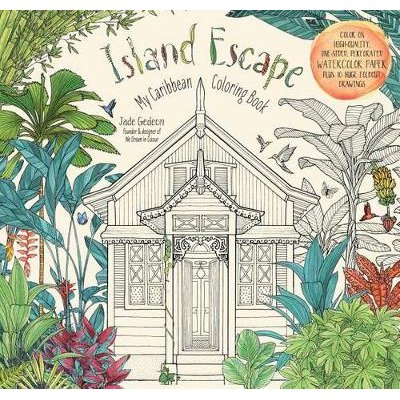 Island Escape (Paperback): Jade Gedeon