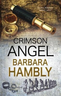 Crimson Angel - A Benjamin January Historical Mystery Set in New Orleans and Haiti (Large print, Hardcover, Large type / large...