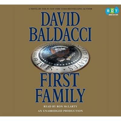First Family (Downloadable audio file): David Baldacci