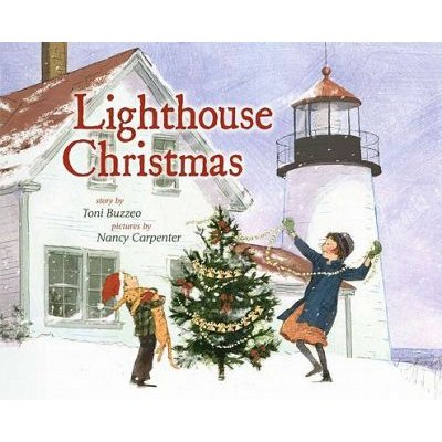 Lighthouse Christmas (Hardcover): Toni Buzzeo