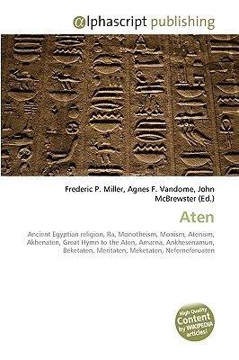 Aten (Paperback): Frederic P. Miller, Agnes F. Vandome, John McBrewster