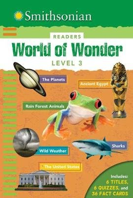Smithsonian Readers: World of Wonder Level 3 (Paperback): Brenda Scott Royce, Courtney Acampora, Emily Rose Oachs, Ruth Strother