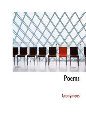 Poems (Hardcover): Anonymous