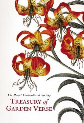 The RHS Treasury of Garden Verse (Hardcover, Illustrated Ed): Royal Horticultural Society