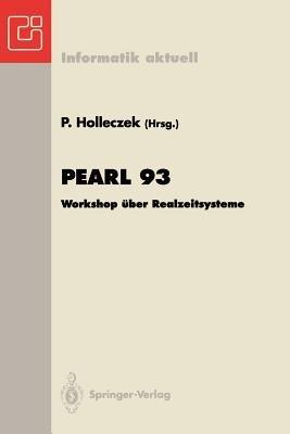 Pearl 93 (German, Paperback): Peter Holleczek
