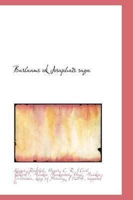 Barlaams Ok Josaphats Saga (Paperback): Keyser Rudolph