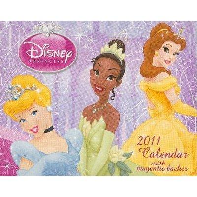Disney Princess Calendar (Calendar, 2011): Andrews McMeel Publishing