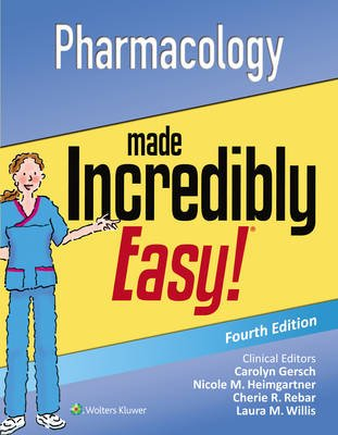 Pharmacology Made Incredibly Easy! (Electronic book text, 4th ed.): Lippincott Williams & Wilkins