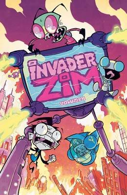 Invader Zim, Volume 1 (Paperback): Eric Trueheart