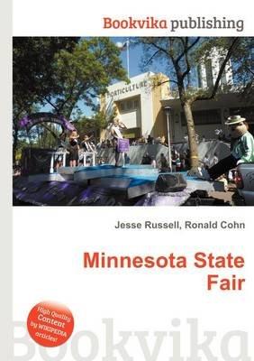 Minnesota State Fair (Paperback): Jesse Russell, Ronald Cohn