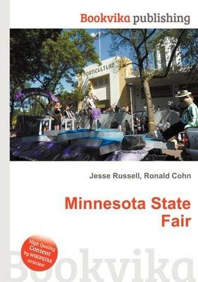 Minnesota State Fair (Paperback): Jesse Russell, Ronald Cohn