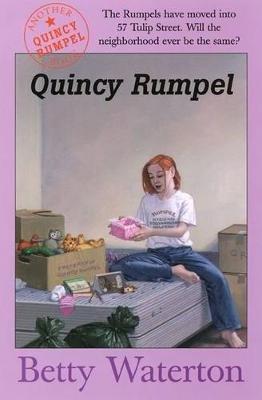 Quincy Rumpel (Paperback, Rev): Betty Waterton
