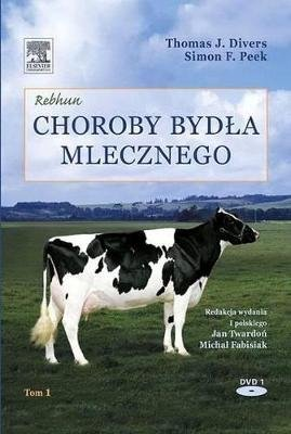 Rebhun Choroby Bydla Mlecznego Tom 1 (Polish, Electronic book text): Thomas J. Divers