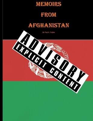 Memoirs from Afghanistan (Paperback):
