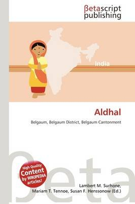 Aldhal (Paperback): Lambert M. Surhone, Mariam T. Tennoe, Susan F. Henssonow