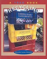 Recycling (Hardcover): Rhonda Lucas Donald