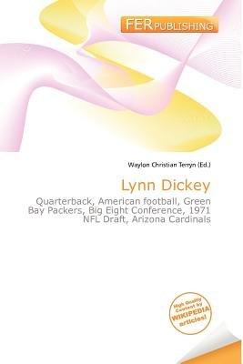 Lynn Dickey (Paperback): Waylon Christian Terryn