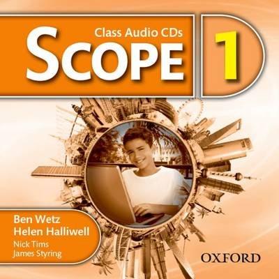Scope: Level 1: Class Audio CD (Standard format, CD):
