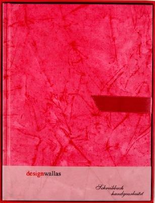 Rose Journal (Hardcover): Designwallas
