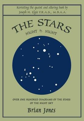 The Stars Night by Night (Paperback): Brian Jones
