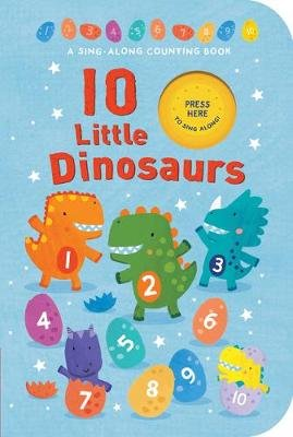 10 Little Dinosaurs (Board book): Tiger Tales