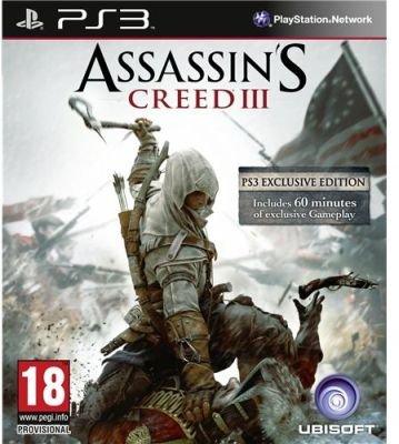 Assassins Creed 3 (PlayStation 3, DVD-ROM)