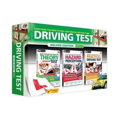 Driving Test 2009/2010 - Deluxe Edition (DVD-ROM):