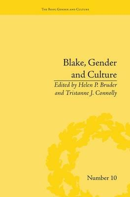 Blake, Gender and Culture (Paperback): Helen P. Bruder