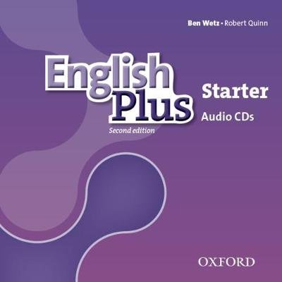 English Plus: Starter: Class Audio CDs - The right mix for every lesson (CD-ROM, 2nd Revised edition): Ben Wetz, Robert Quinn