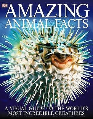 Amazing Animal Facts (Hardcover): Jacqui Bailey