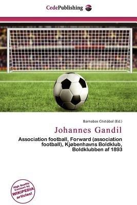 Johannes Gandil (Paperback): Barnabas Cristobal