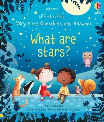 What are Stars? (Board book): Katie Daynes