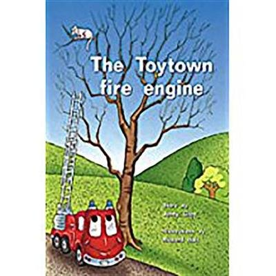 Rigby PM Plus - Leveled Reader Bookroom Package Yellow (Levels 6-8) the Toytown Fire Engine (Paperback): Rigby