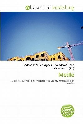 Medle (Paperback): Frederic P. Miller, Agnes F. Vandome, John McBrewster