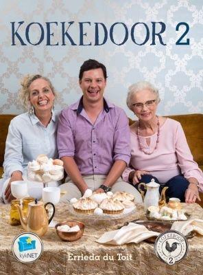 Koekedoor 2 (Afrikaans, Paperback): Errieda du Toit