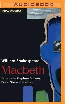 Macbeth (MP3 format, CD): William Shakespeare
