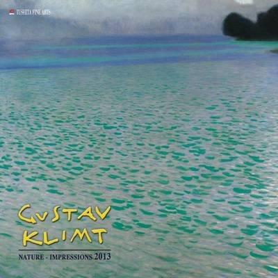 Gustav Klimt - Nature 2013 (Calendar):