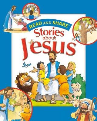 Read and Share: Stories about Jesus (Electronic book text): Gwen Ellis