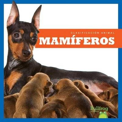 Mamiferos / Mammals (English, Spanish, Paperback): Erica Donner