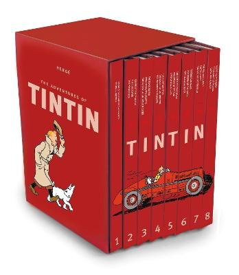 The Tintin Collection (Hardcover): Herge