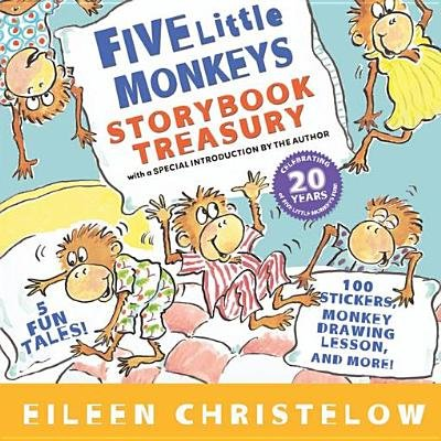Five Little Monkeys Storybook Treasury (Electronic book text): Eileen Christelow