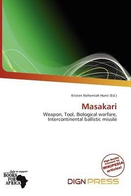 Masakari (Paperback): Kristen Nehemiah Horst