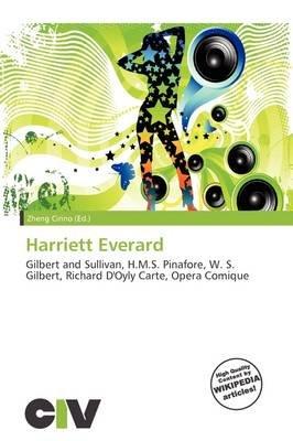 Harriett Everard (Paperback): Zheng Cirino