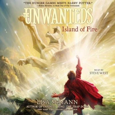 Island of Fire (Downloadable audio file): Lisa McMann