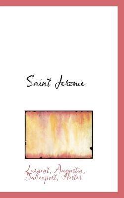Saint Jerome (Paperback): Largent Augustin