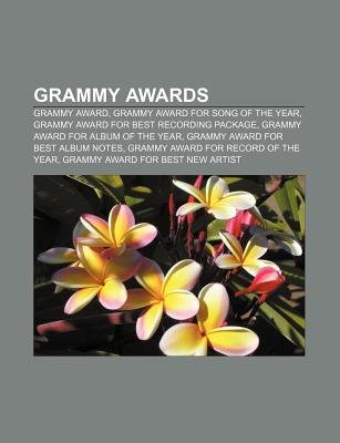 Grammy Awards - Grammy Award, Grammy Award for Song of the Year, Grammy Award for Best Recording Package, Grammy Award for...