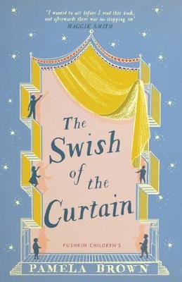 The Swish of the Curtain (Paperback): Pamela Brown