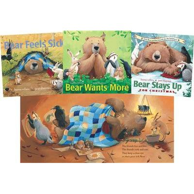 Bear (Hardcover): Karma Wilson