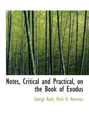 Notes, Critical and Practical, on the Book of Exodus (Paperback): George Bush